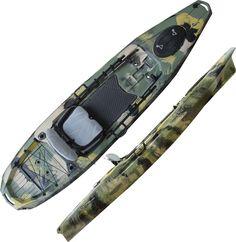 "Field & Stream Shadow Caster 12'3"" Angler Kayak | Field & Stream"