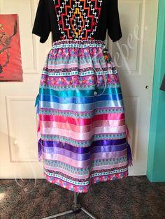 Ribbon Skirts, Native American Beading, Ribbon Work, Quilting, Sewing, Shirts, Fashion, Moda, Native American Beadwork