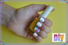 ¡Decora tus uñas con cintas!
