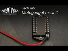 Motogadget m-Unit V.2 Controller - Revival Cycles