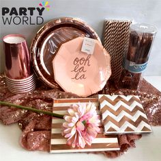 Party World offers a range of party supplies in Christchurch, New Zealand, such as balloons, banners, and decorations. Buy your party supplies online today. 21st Birthday Decorations, 13th Birthday Parties, Gold Birthday Party, Birthday Party For Teens, Sweet 16 Birthday, Birthday Ideas For Women, Rose Gold Party Decorations, Chevron Birthday, 19th Birthday