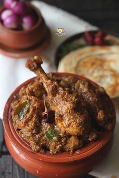 Chicken Chettinad Pepper Masala Recipe
