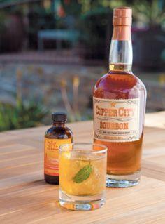 :: cocktails // drink recipe :: Southwest Sazerac | Edible Feast via Edible Phoenix #ediblelibations