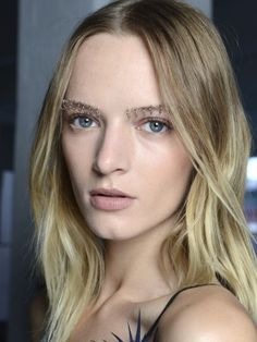 The Craziest NYFW S/S 2014 Beauty Trends | 29secrets
