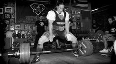 Dan Green Sumo Deadlift Power Lifting Bench Press Bodybuilding Motivation