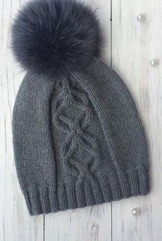 Find and save knitting and crochet schemas, simple recipes, and other ideas collected with love. Crochet Baby Beanie, Knit Beanie Hat, Baby Knitting, Knit Crochet, Crochet Hats, Crochet Woman, Beanies, Knitting Needles, Knitting Patterns Free