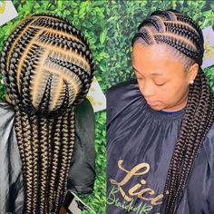 Braided Cornrow Hairstyles, Braids Hairstyles Pictures, Natural Afro Hairstyles, Braided Hairstyles For Black Women, African Braids Hairstyles, Braids For Black Hair, Straight Hairstyles, Curly Hair Styles, Natural Hair Styles