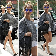 How to Chic: JENNIFER LOPEZ STREET STYLE