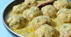 Polish Recipes, Food Crafts, Kitchen Recipes, Salad Recipes, Mashed Potatoes, Sweet Treats, Pork, Food And Drink, Yummy Food