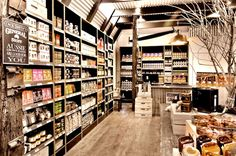 Gourmet foods at Dick Smith's General Store