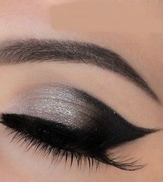 Tutorial: Beautiful Smokey Eye Makeup Idea!! - Want to do it yourself? Click on the image for the tutorial!