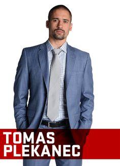 Tomas Plekanec pose pour l'Annuel 2013-2014 du Magazine CANADIENS. / Tomas Plekanec poses for the 2013-14 CANADIENS Yearbook. #Habs