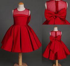 """Stella"" Girls Dress"
