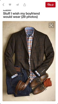 Casual outfit dressed up with the sport coat Men's fashion Outfits Casual, Mode Outfits, Casual Shirt, Blazer Outfits Men, Mens Casual Blazers, Casual Wear, Casual Clothes, Casual Dresses, Summer Outfits