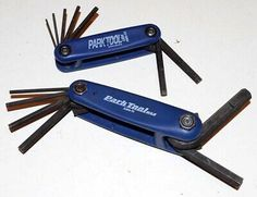 Park Tool AWS-3 AWS 3 Allen Hex Y Wrench Three Way 2 2.5 3 mm Bike Tool