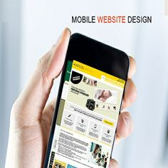 Mobile website design is inevitable for business gearing up on internet marketing. Wondering Why? Well here an informative blog @ http://www.webmediaxpert.com/mobile-website-design-effective-internet-marketing-tool/ for you to know more.