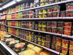 Antipastaa: Whole Foods, New York