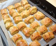 Recipe Healthy Chicken and Vegetable Sausage Rolls by Dianagut - Recipe of category Baking - savoury