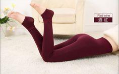 Hyoty Fleece-Lined Leggings | YESSTYLE