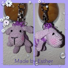 Keychain sheep