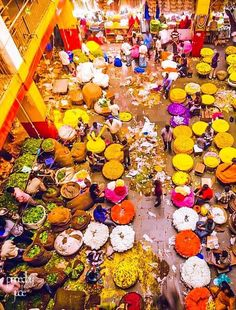 Flower Market, Bangalore | Chetan Krishna