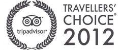 Tripadvisor ha presentato un elenco delle mete preferite dei suoi utenti. Questa è la scelta Travellers choice destinations.    Nel 2012, sono state premiate tre destinazioni europee tra le prime 5 del mondo:    Londra,  guida la classifica, Roma terza classificata e Parigi, la città della luce, in quarta  posizione su 25  destinazioni nel mondo.