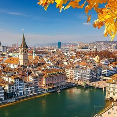 Taking in the smells of fall in Switzerland Read our bio link for other epic places for Fall in Europe.
