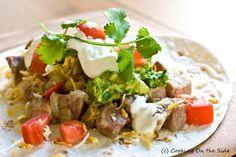 How To Make Taco Recipe : Recipe: Carnitas Soft Tacos