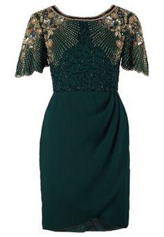 MILLIE - Sukienka koktajlowa - green
