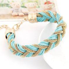 Vintage Woven Personality Bracelet