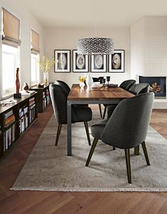 Pendent lamp for dining - Room & Board