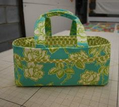 15 FREE Fabric Baskets, Boxes and Storage!!    So excited to make some of these!!