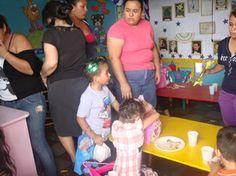 """JARDIN DE NIÑOS - (Kinder and nursery, Educational Center) ARPA as patrons of the kinder and nursery """"Amigos de America"""" in the district """"Brisa de Picacho"""" 10 September 2013"""