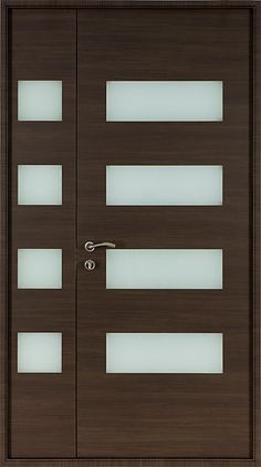 gallery of modern exterior doors by milano doors milano14w sidelight