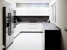 Kuchnia - Apartament VI - Kuchnia, styl nowoczesny - zdjęcie od Meble Ideal