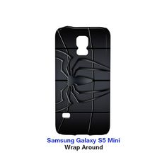 Spiderman Cool Samsung Galaxy S5 Mini Case Wrap Around