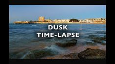 Dusk 4K Royalty Free Footage Time Lapse Photography, Free Footage, 4k Hd, Royalty, Beach, Water, Outdoor, Water Water