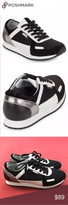 👟 Sneakers 👟 Excellent Condition! New without box. Manmade Materials Please, review pics. Contact me if you have questions. Smoke/Pet free home. Karl Lagerfeld Shoes Athletic Shoes