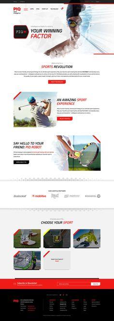 Web Design: 2016 Part 2 on Behance
