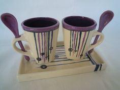 Cuencos De Cer Mica Artesanal N 1 Color Ceramica