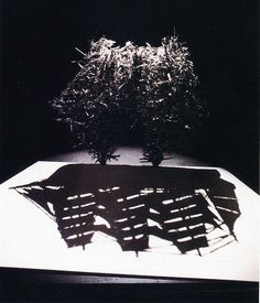 Accumulated Piles of Junk Transform Into Illusionistic Shadow Art by Shigeo Fukuda