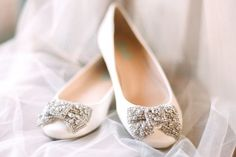 Photo credit: Style Me Pretty (https://nl.pinterest.com/stylemepretty/shoes/) - Pinterested @ http://wedspiration.com.