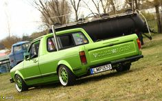 [VW] GOLF CADDY pick up / tol - Page 18