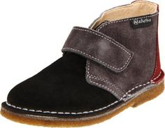 Naturino 4201 Boot (Toddler/Little Kid) Naturino. $56.10. Exclusive sand effect technololgy. leather. Manmade sole. Flexible sole
