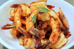 Gojee - Grilled Wild Chipotle Shrimp by Saffron Lane