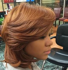 22 Cool Hairstyles for African American Women - Pretty Designs