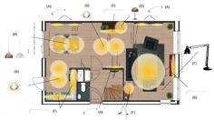 Peppermint Interieuradvies - verlichtingsplan