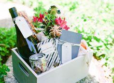 Esoteric Events | Tulle Magazine | Carmen Santorelli | Wedding Welcome Bag