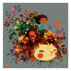garabating:  Autumn by Lorena Alvarez -Follow@garabatweetandGarabatingonFacebook-