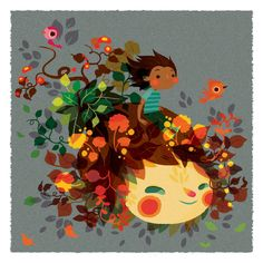 garabating:  Autumn by Lorena Alvarez - Follow @garabatweet and Garabating on Facebook -